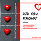 #StrokeFactFriday 5 DYK's (Did You Know) about Stroke?